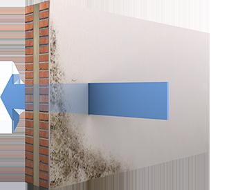 Princíp bežnej steny